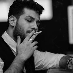 Rings and cigarettes
