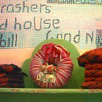 yarn wreath by #SCAD alumna Katie Runnels @shopSCAD