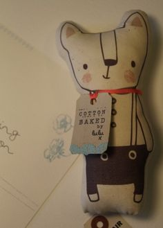 make dolls like this from kids drawings using image transfer