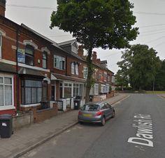 Dawlish Road, Selly Oak in Birmingham, West Midlands