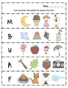 Free Alphabet Pack