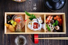 Japanese Dishes, Japanese Food, Japanese Recipes, Asian Recipes, New Recipes, Plate Lunch, Sushi Art, Cute Desserts, Food Drawing