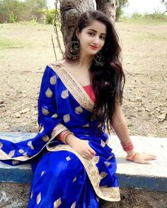 India Beauty, Asian Beauty, Girl Pictures, Girl Photos, Beautiful Girl Photo, Beautiful Blonde Girl, Indian Girls Images, Indian Bollywood Actress, Saree Models