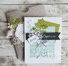 Artisan Design Team 2015-2016 Bloghop #15 (Stampin' Cards And Memories)