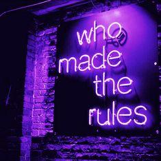 neon, quotes, and purple image Dark Purple Aesthetic, Violet Aesthetic, Lavender Aesthetic, Aesthetic Colors, Aesthetic Collage, Aesthetic Pics, Aesthetic Black, Purple Wallpaper Iphone, Neon Wallpaper