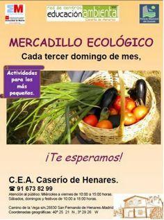 MERCADILLO ECOLÓGICO CASA HENARES   Mercados ecológicos ecoagricultor.com