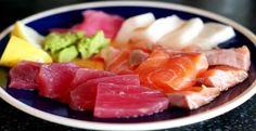 Sashimi - japonese food