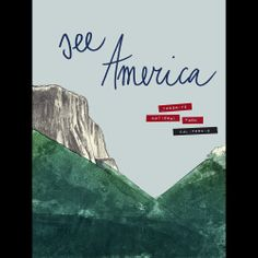 Yosemite National Park by Anna Masini  #SeeAmerica