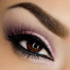.@vegas_nay | Up close of @House of Lashes in #PixieLuxe false lashes ..So soft and romantic ...