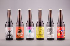 Collabeeration beer by Unblvbl Nizhny Novgorod  Russia