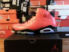 Air Jordan 6 Retro 'Infrared 23' | Kixify.com