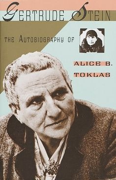 The Autobiography of Alice B. Toklas by Gertrude Stein,http://www.amazon.com/dp/067972463X/ref=cm_sw_r_pi_dp_Tu9utb085A61321W