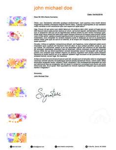 Resume  Watercolor  Theme CustomizableProfessional