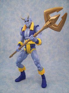 Blue Devil, DC Universe Classics, Mattel