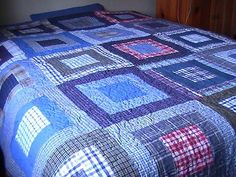Plaid Flannel Quilt Patterns Find This Pin And More On Fabric Plaid Quilt Ideas By Fabricfunk Plaid Fabric Quilt Patterns Plaid Quilt Tutorial Quilts Plaid Quilt Patterns