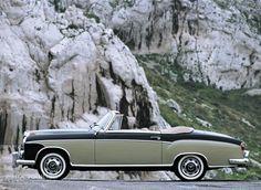 "1956 MERCEDES BENZ ""Ponton"" Cabriolet (W180/128)"