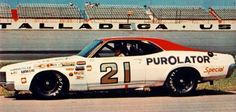 If you watched NASCAR in the 1970's, you know all about this legendary Mercury and it's driver, the great David Pearson.  He and Richard Petty doing battle was a sight like nothing else, especially the '76 Daytona 500.