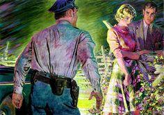 "Redbook, ""Old Miguel's Girl"" (1956)"