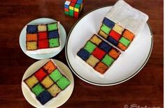 If I can make this cake, will that give me the superpowers necessary to actually solving one? Only one way to find out...