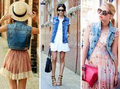DIY: How to Make a Denim Vest - Lulus.com Fashion Blog