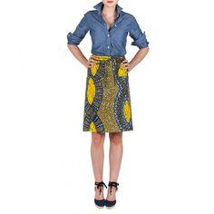 ann mashburn   Ann Mashburn Wrap Skirt / AnnMashburn.com