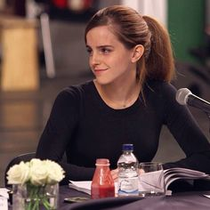 """Beauty and the Beast"" - Emma Watson - Cast Table Read"