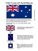 Lesson plans, resources, and ideas for countries in Australia and Oceana.  Great explanation of the flag.