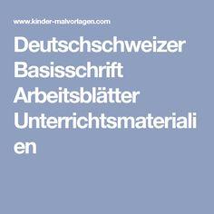 110 best Schrift/Buchstaben images on Pinterest in 2018 | Preschool ...