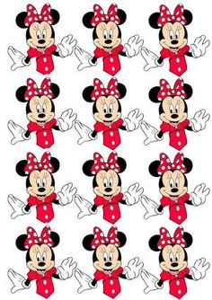 Diy Crafts - Discover recipes, home ideas, style inspiration and other ideas to try. Minnie Y Mickey Mouse, Minnie Mouse Theme Party, Mickey Party, Mouse Parties, Disney Mickey, Decoration Minnie, Mini Mouse, Mickey Mouse Birthday, Mickey And Friends