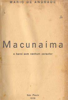 Macunaíma - Mário de Andrade: Mário de Andrade - Macunaíma - Capítulo XIII