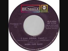 Mama Cass Elliot - I Can Dream, Can't I