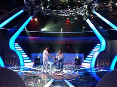 game show stage design - Google Search