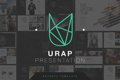URAP Keynote Template by Angkalimabelas on @creativework247