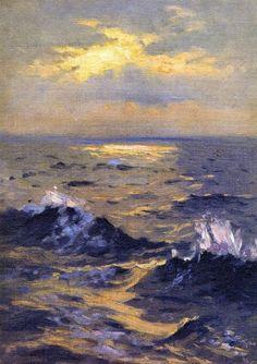 John Singer Sargent - Seascape, 1876-77