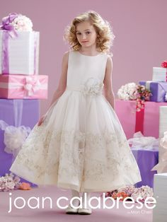 Joan Calabrese - 215351 - All Dressed Up, Flower Girl
