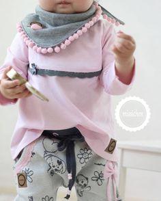 """Gefällt 224 Mal, 5 Kommentare - Melissa (@missichen) auf Instagram: """"und sagt doch mal - rosa und grau steht ihr wirklich super oder ?! (ok welchem baby nicht haha)…"""""""