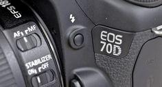 Canon EOS 70D la nuova reflex che innova