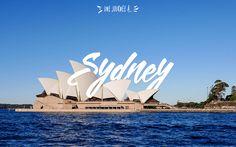 Une journée à Sydney, balades et petits marchés + cityguide | Sauvazine // Blog culture & voyage