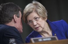 Warren has taken aim at Trump's travel ban by inviting an Iraqi refugee to be her guest to Trump's address on Tuesday night.