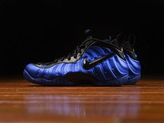 The Nike Air Foamposite Pro Hyper Cobalt Releases In Two Days