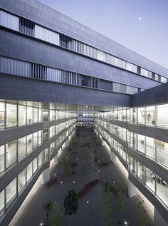 Cruz y Ortiz   Facultad de Ciencias de la Educación, Sevilla   HIC Arquitectura