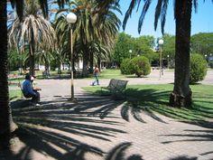 Plaza de los Treinta y Tres -Salto- Uruguay