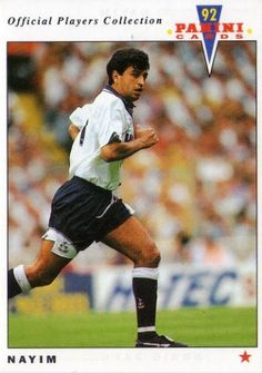 #SpursOnThisDay 7th March 1993 - A Nayim hat trick helps Spurs to a 4-2 win over Manchester City in the FA Cup.