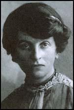 Inessa Armand. Implacable Bolshevik. Lenin's lover. Executive member of Moscow Soviet. Opposed Brest-Litovsk. Director of Zhenotdel, an organisation for female equality in the party and unions (More info Chapter 6 http://monoskop.org/images/5/50/Rowbotham_Sheila_Women,_Resistance_and_Revolution_A_History_of_Women_and_Revolution_in_the_Modern_World_no_OCR.pdf). Chaired First International Conference of Communist Women in 1920. Died of cholera shorty afterward.