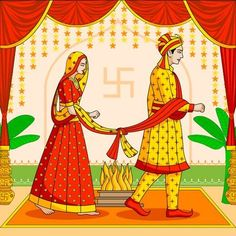 Anand Maratha Matrimony - The No. 1 & Find thousands of Maratha Brides/Grooms on the most trusted Maratha Matrimony, Bharat matrimony site for happy marriages. Hindu Wedding Ceremony, Wedding Rituals, Wedding Mandap, Hindu Weddings, Wedding Stage, Wedding Receptions, Indian Wedding Couple, Indian Bride And Groom, Wedding Couples