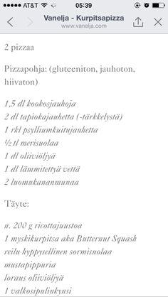 Gluteeniton pizza 2