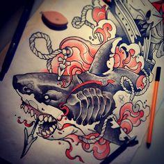 Done by Vitaly Morozov. http://instagram.com/mvtattoo