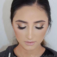 Makeup | @naturallyfake ❤️