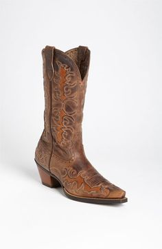 Ariat 'Dandy' Snip Toe Boot | Nordstrom. These boots will belong to me...... ;)