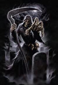 Image result for 666 Grim Reaper Heavy Metal